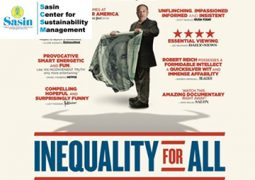 SCSM Film Screening and Panel Discussion: Inequality for All
