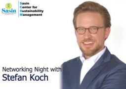 SCSM Networking Night with Stefan Koch