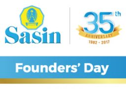Sasin's 35th Anniversary (Founders' day)