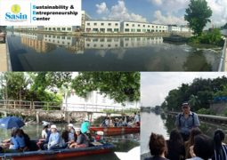 SEC On-site experience: Canal Tour: Siam Venice Community