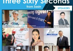 Sasin Distinguished Alumni Awards & Three Sixty Seconds from Sasin