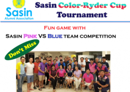 Sasin Color-Ryder Cup Tournament by Sasin Golf Club